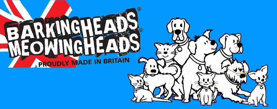 Barking heads Natural petfoods